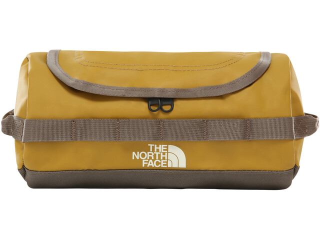 The North Face Base Camp Travel Canister S British Khaki/Weimaraner Brown